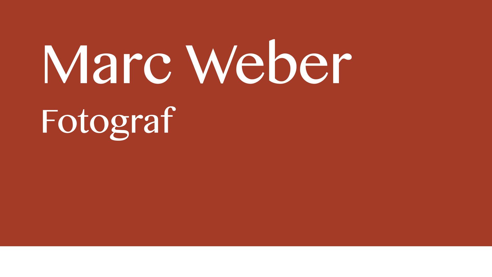MARC WEBER